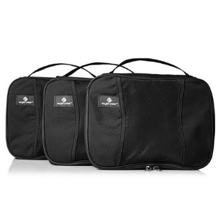 eagle creek packing cubes, 3 half cubes