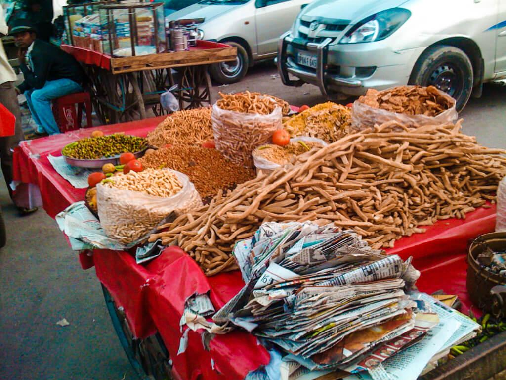 Street Food in Varanasi, India