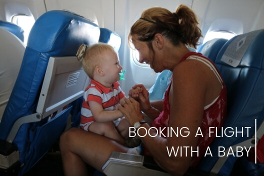 Booking a Flight with a Baby