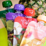 Travel Baby Food Pouches