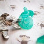 Pacifiers and Travel Clip