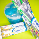 Travel Baby Formula Pouches and Formula Dispenser