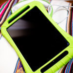 Ipad with Childproof Case