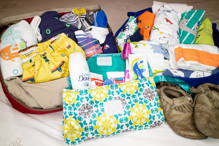 Baby Travel Gear and Clothes