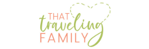 That Traveling Family Logo