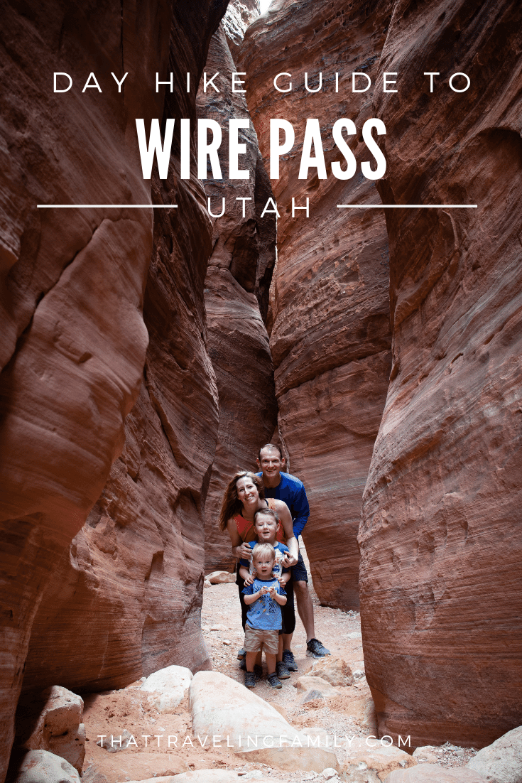 Everything you need to know for the Wire Pass to Buckskin Gulch Day Hike